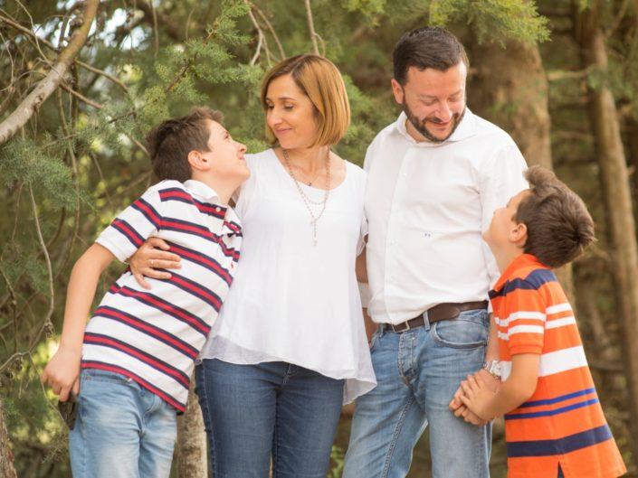 Family Portrait / Ritratti di Famiglia