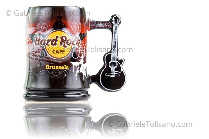 Hard Rock Cafe' Bluxelles Still Life pubblicita